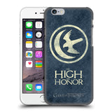Official HBO Game of Thrones Dark Distressed Sigils Hard Back Case for Apple iPhone 6 6S