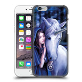 Official Anne Stokes Unicorns 2 Hard Back Case for Apple iPhone 6 6S