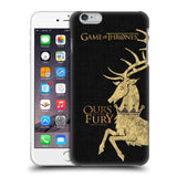 Official HBO Game of Thrones House Mottos Hard Back Case for Apple iPhone 6 Plus / 6S Plus