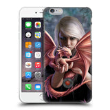Official Anne Stokes Dragon Friendship Hard Back Case for Apple iPhone 6 Plus / 6S Plus