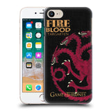 Official HBO Game of Thrones House Mottos Hard Back Case for Apple iPhone 7 / iPhone 8