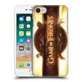 Official HBO Game of Thrones Key Art Hard Back Case for Apple iPhone 7 / iPhone 8