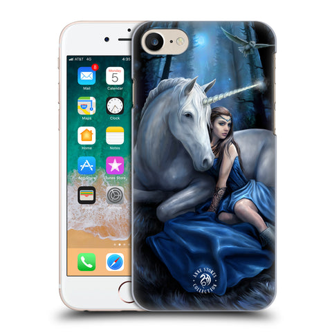 Official Anne Stokes Unicorns Hard Back Case for Apple iPhone 7 / iPhone 8