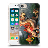 Official Anne Stokes Age Of Dragons Hard Back Case for Apple iPhone 7 / iPhone 8