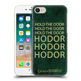 Official HBO Game of Thrones Hodor Hard Back Case for Apple iPhone 7 / iPhone 8