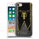 Official HBO Game of Thrones Sigil Flags Hard Back Case for Apple iPhone 7 / iPhone 8
