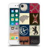 Official HBO Game of Thrones Battle Of The Bastards Hard Back Case for Apple iPhone 7 / iPhone 8