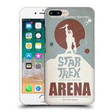 Official Star Trek Juan Ortiz Posters TOS Hard Back Case for Apple iPhone 7 Plus / 8 Plus