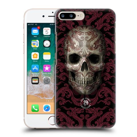 Official Anne Stokes Oriental Skull Hard Back Case for Apple iPhone 7 Plus / 8 Plus