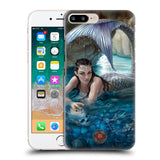 Official Anne Stokes Mermaid And Angels Hard Back Case for Apple iPhone 7 Plus / 8 Plus