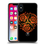 Official Anne Stokes Fire Tribal Hard Back Case for Apple iPhone X / iPhone XS