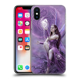 Official Anne Stokes Fairies Hard Back Case for Apple iPhone X / iPhone XS