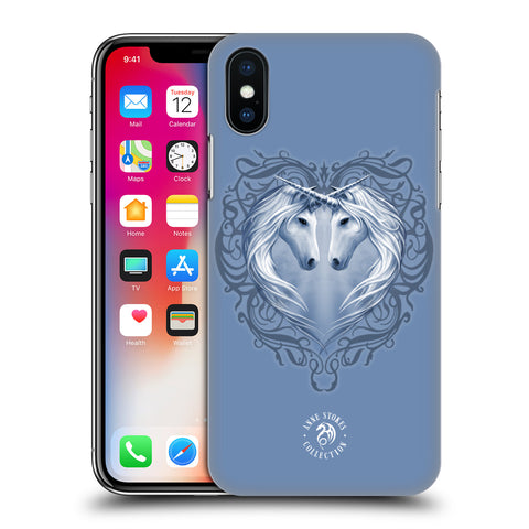 Official Anne Stokes Unicorns 2 Hard Back Case for Apple iPhone X / iPhone XS
