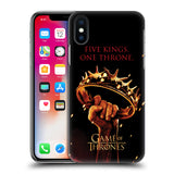 Official HBO Game of Thrones Key Art Hard Back Case for Apple iPhone X / iPhone XS