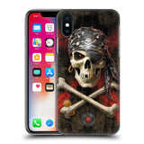 Official Anne Stokes Skull Hard Back Case for Apple iPhone X / iPhone XS