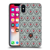 Official Anne Stokes Motif Patterns Hard Back Case for Apple iPhone X / iPhone XS