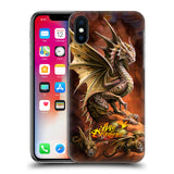 Official Anne Stokes Age Of Dragons Hard Back Case for Apple iPhone X / iPhone XS