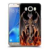 Official Anne Stokes Dragons 3 Hard Back Case for Samsung Galaxy J5 (2016)