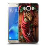 Official Anne Stokes Yule Hard Back Case for Samsung Galaxy J5 (2016)