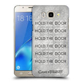 Official HBO Game of Thrones Hodor Hard Back Case for Samsung Galaxy J5 (2016)