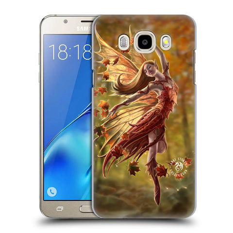 Official Anne Stokes Fairies Hard Back Case for Samsung Galaxy J5 (2016)