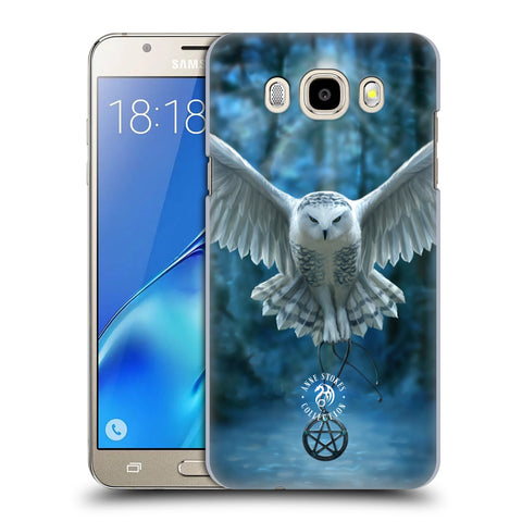 Official Anne Stokes Owls Hard Back Case for Samsung Galaxy J5 (2016)