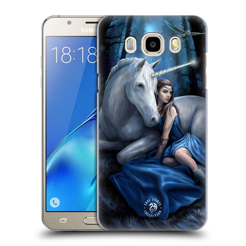 Official Anne Stokes Unicorns Hard Back Case for Samsung Galaxy J5 (2016)