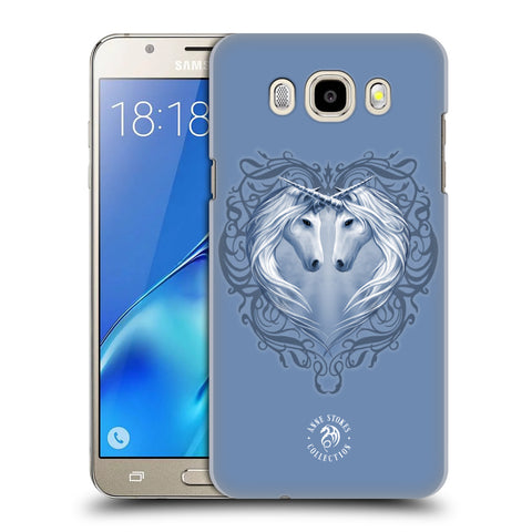 Official Anne Stokes Unicorns 2 Hard Back Case for Samsung Galaxy J5 (2016)