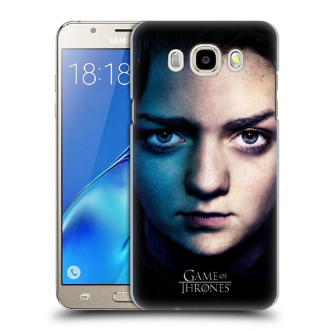 Official HBO Game of Thrones Valar Morghulis Hard Back Case for Samsung Galaxy J5 (2016)