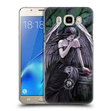 Official Anne Stokes Angels Hard Back Case for Samsung Galaxy J5 (2016)