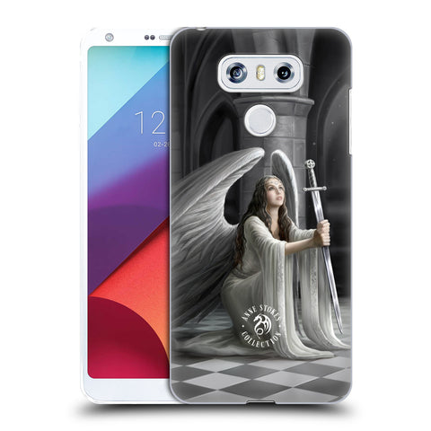 Official Anne Stokes Angels Hard Back Case for LG G6