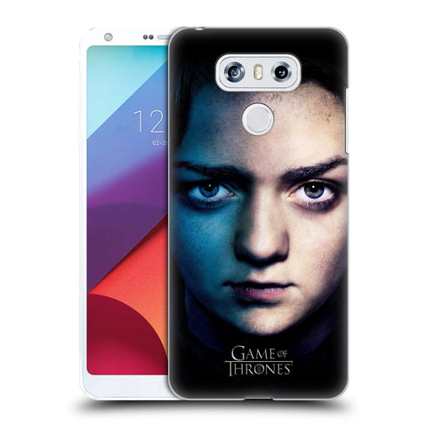 Official HBO Game of Thrones Valar Morghulis Hard Back Case for LG G6
