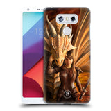 Official Anne Stokes Dragons 2 Hard Back Case for LG G6