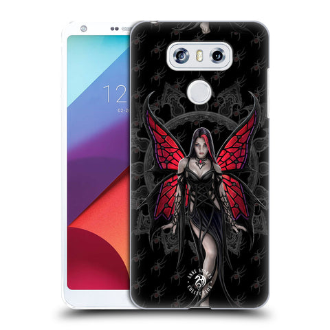 Official Anne Stokes Gothic Hard Back Case for LG G6