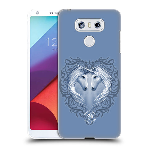 Official Anne Stokes Unicorns 2 Hard Back Case for LG G6