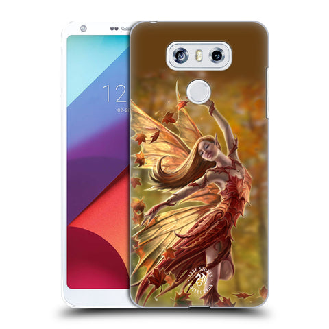Official Anne Stokes Fairies Hard Back Case for LG G6
