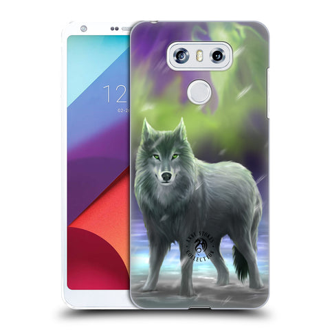 Official Anne Stokes Wolves Hard Back Case for LG G6