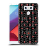 Official Anne Stokes Motif Patterns Hard Back Case for LG G6