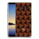Official Anne Stokes Fire Tribal Hard Back Case for Samsung Galaxy Note8
