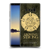 Official HBO Game of Thrones Dark Distressed Sigils Hard Back Case for Samsung Galaxy Note8