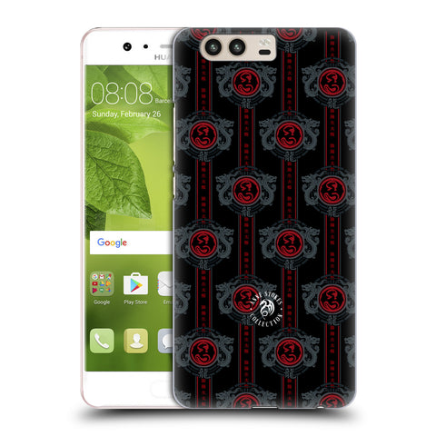 Official Anne Stokes Motif Patterns Hard Back Case for Huawei P10