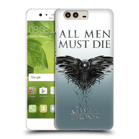 Official HBO Game of Thrones Key Art Hard Back Case for Huawei P10
