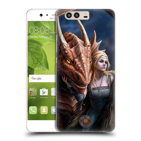 Official Anne Stokes Dragon Friendship 2 Hard Back Case for Huawei P10