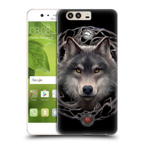 Official Anne Stokes Wolves 2 Hard Back Case for Huawei P10