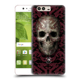 Official Anne Stokes Oriental Skull Hard Back Case for Huawei P10