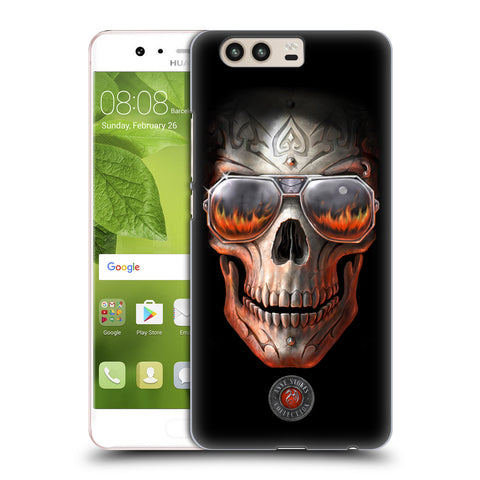 Official Anne Stokes Skull Hard Back Case for Huawei P10