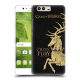 Official HBO Game of Thrones House Mottos Hard Back Case for Huawei P10