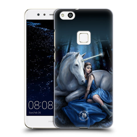 Official Anne Stokes Unicorns Hard Back Case for Huawei P10 Lite