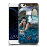 Official Anne Stokes Mermaid And Angels Hard Back Case for Huawei P10 Lite