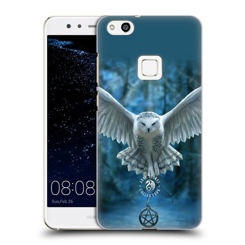 Official Anne Stokes Owls Hard Back Case for Huawei P10 Lite